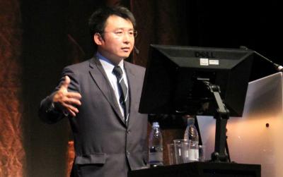 Dr Rokho Kim - keynote speaker
